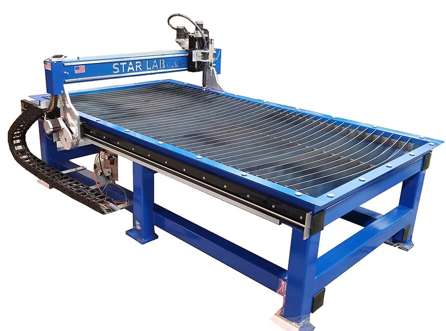 STAR-LAB CNC plasma tables + Money saving combos