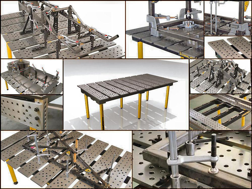 Buildpro Welding Layout Tables Modular Plasmaland