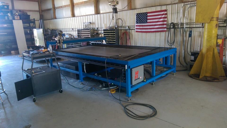 HD CNC Plasma gantry kit (Routing capable)